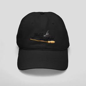 Drive a stick Black Cap