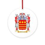 Embrey Ornament (Round)