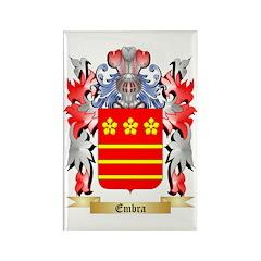 Embra Rectangle Magnet (100 pack)