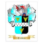 Emblem Small Poster