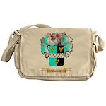 Emblem Messenger Bag