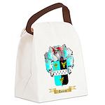 Emblem Canvas Lunch Bag