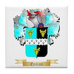 Emblem Tile Coaster