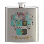 Emblem Flask