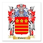Embery Square Car Magnet 3
