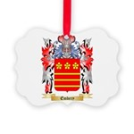 Embery Picture Ornament