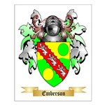 Emberson Small Poster