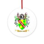 Emberson Ornament (Round)