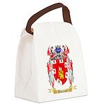 Emanuel Canvas Lunch Bag