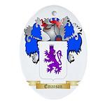 Emanson Ornament (Oval)