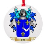Elys Round Ornament