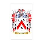 Elvins Sticker (Rectangle 50 pk)