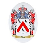 Elvin Ornament (Oval)
