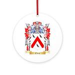 Elvin Ornament (Round)