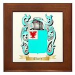 Elvery Framed Tile