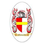 Elsworth Sticker (Oval 50 pk)