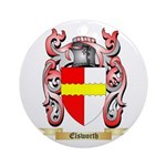 Elsworth Ornament (Round)