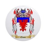 Elson Ornament (Round)