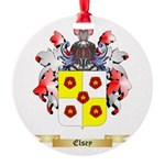 Elsey Round Ornament