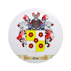 Else Ornament (Round)