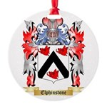 Elphinstone Round Ornament