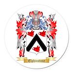 Elphinstone Round Car Magnet