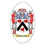 Elphinstone Sticker (Oval 10 pk)