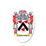Elphinstone 35x21 Oval Wall Decal
