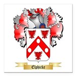 Elphicke Square Car Magnet 3