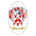 Elphicke Sticker (Oval 50 pk)