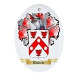 Elphicke Ornament (Oval)