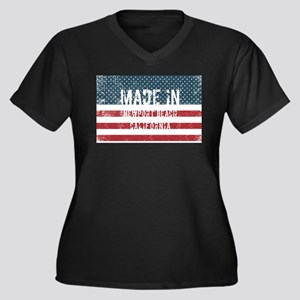Made in Newport Beach, Californi Plus Size T-Shirt