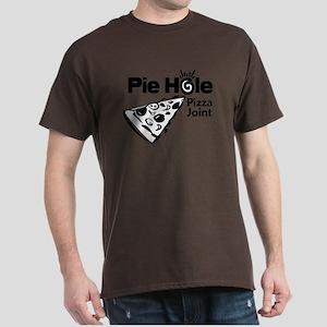 PHPJ Brown Logo T-Shirt