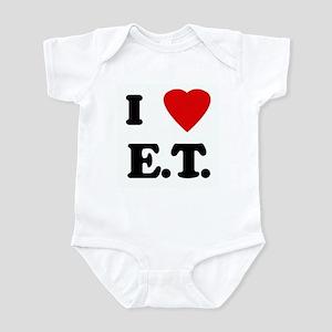 I Love E.T. Infant Bodysuit