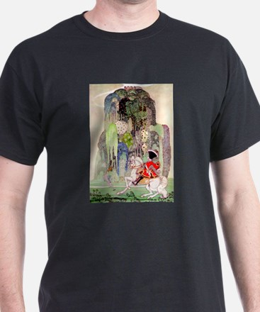 The Sleeping Beauty Prince by Kay Nielsen T-Shirt