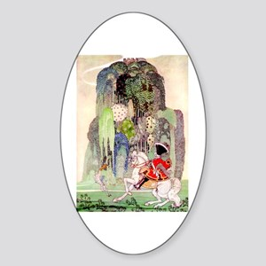 The Sleeping Beauty Prince by Kay Nielsen Sticker