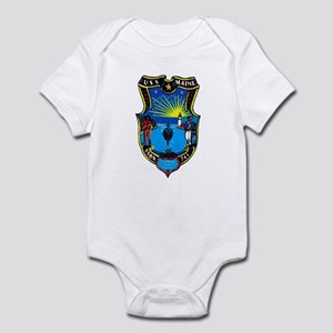 USS Maine SSBN 741 Infant Bodysuit