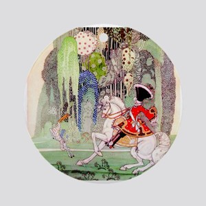 The Sleeping Beauty Prince by Kay Nielsen Ornament