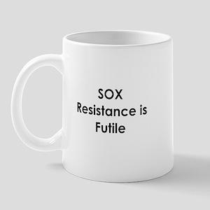 Mug     Resistance is Futile