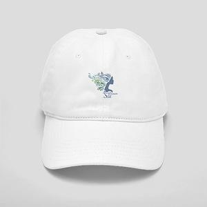 Woman Who Sail Logo Baseball Cap