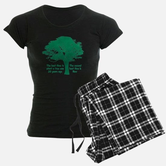 Plant a Tree Now Pajamas