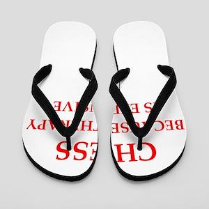 chess Flip Flops