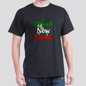 Proud New Nonno Dark T-Shirt