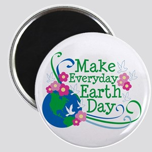 Make Everyday Earth Day Magnet