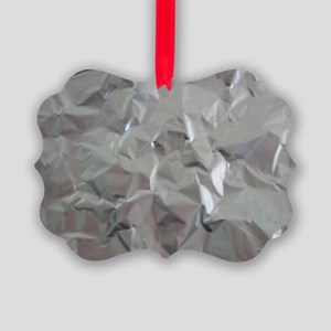 aluminum foil Picture Ornament