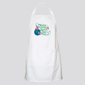 Make Everyday Earth Day BBQ Apron