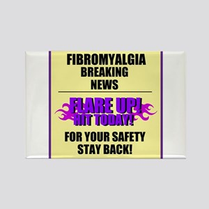 FIBROMYALGIA FLARE UP! Magnets