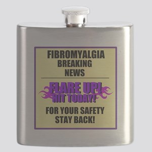 FIBROMYALGIA FLARE UP! Flask