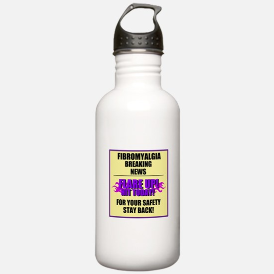 FIBROMYALGIA FLARE UP! Water Bottle