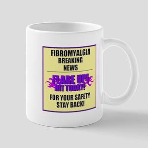 FIBROMYALGIA FLARE UP! Mugs